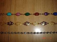 3 Bracelets For The Price Of One.  1) Multi colored