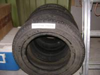 3 good used tires with  50% tread  $15 each or 3 for