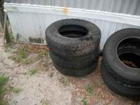 i have three goodyear 225/75/15 tires....one has 70%