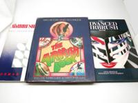 Up for sale are 3 hardbound books about airbrush