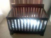 A MUST SEE! Crib was purchased in Babies R Us in 2009.