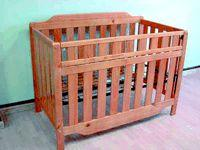 I have a solid oak 3 in 1 crib for sale that has