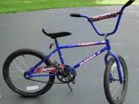 "20"" Boy's Bike for $15, OBO (Blue bike in first"