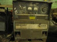 3 Lincoln Arc Welders for sale IdealArc R3S-400 3