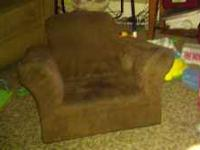 I have 3 chocolate colored kids microfiber chairs for