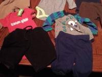 3 month baby boy clothes you can buy as a bundle or