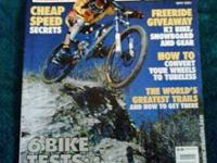 Mountain Bike Action ,May 2001 Giant XTC air!.Ellsworth