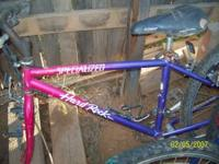 specialized mtn. bike- needs front bearings huffy mtn.