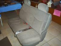 3 traveler fold down bench seat, came out of 2003 Chev