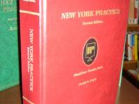 1.) NEW YORK PRACTICE, Second Edition,