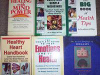 Three (3) New Medical Books. All New but outer