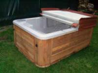 PDC hot tub exellant condition need hook up, filled up,