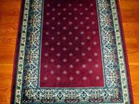 Three Piece (Area, Scatter, Runner) Cairo Rug Carpet