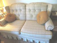 3 piece Living Room or Den furnishings - Sofa,