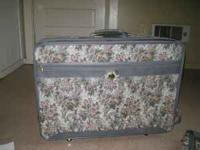 Brand New, never used 3 piece luggage set. Call .