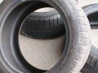 Have for sale: 3 Pirelli tires with low miles on them