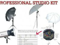 Pro flash strobe for weddings, portraits, instudio,