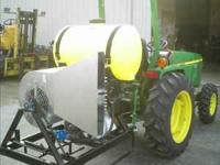 spray innovations 3 pt. hitch sprayer for sale never