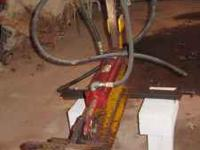 3 Pt. Hyd. Log Splitter w/2 way valve. Asking $325.00