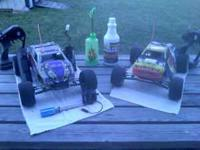 Im selling my 3 RC cars cuz i dont need them anymore.