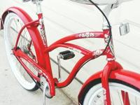 Available For Sale IS A ELECTRA HAWAII 3-SPEED CRUISER.