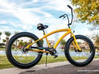 BAHAMA FAT TIRE BEACH CRUISERS  Our manufacturer has