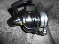 2 spinning reels $15 each or $35 for all