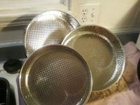 I have a set of 3 spring form pans and I don't ever use
