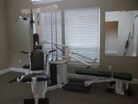 Very good Condition 3 station weight machine, gym