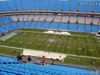 Steelers vs Panthers tickets for sale   3 in Sec 512