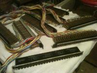 NORMAL OR THRU PATCHBAYS.( the Neutrik patchbay and a