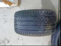 I have three decent tires. They are yokohama 215/45/17.