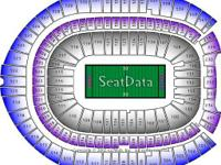 (3) TICKETS (side by side) INDIANAPOLIS COLTS @ DENVER