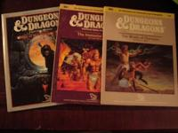 Classic Dungeons and Dragons Immortal Game Adventure