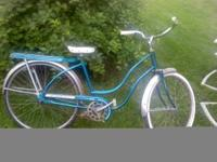 3 vintage roadmaster bicycles belive they are 1958