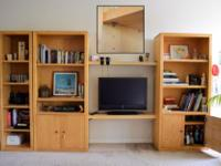 Type:FurnitureType:Wall Units3 Wall Units made of solid