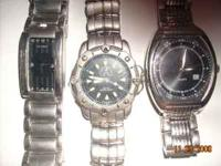 3 watches for sale Please give me a call if interested