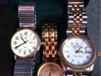 All 3 watches for 75.00!!! Firm! call or text