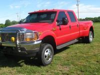 43,800 Original Owner Miles7.3L Diesel EngineAutomatic