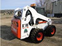 2005 Bobcat A300Single Owner (maintenance records
