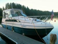 Please call owner Ryan at . Boat is in Laclede, Idaho.