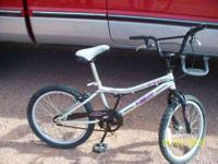 "16"" KENT DH 16R BLUE BOY BIKE WITH REAR PEDAL BRAKE."