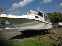 Please call owner Joe at . Boat is in Port Ewen, New