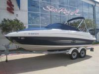 2008 Sea Ray 200 SUNDECK The perfect entry-level family