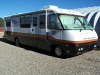 This is a very nice almost completely restored RV, has