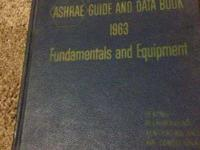$10 Each. or 30 for all five.1) Ashrae Guide and Data