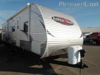 Hi, Jesse here from PleasureLand RV in Willmar.  I have
