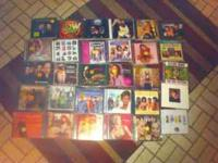 For Sale 30 CDS Various Artists/Soundtracks $30 for all