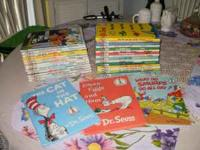 I have 30 hardback Dr. Seuss books that are in mint