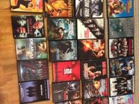 For Sale: 30 DVD lot for Sale-- Used $50 OBO. DVDs are